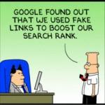 google seo dilbert